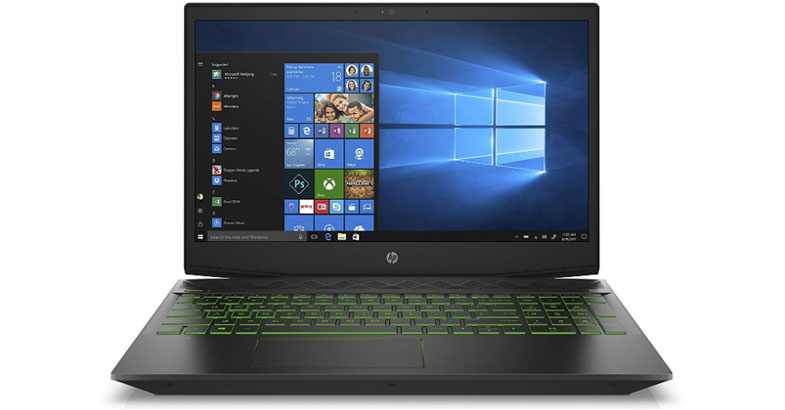 HP Pavilion 15-cx0042nr - Best Gaming Laptops Under 1000 Dollars