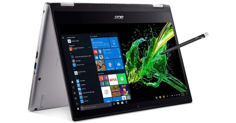 Acer Spin 3 - Best Laptops For Stock Trading