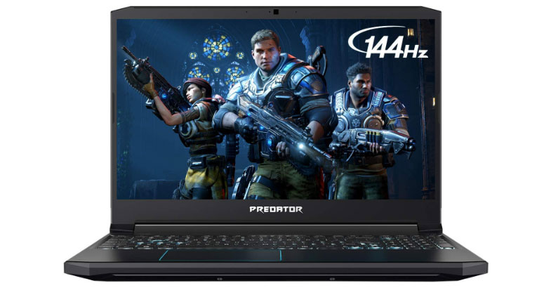 Acer Predator Helios 300 - Best Laptops For Civil Engineering Students