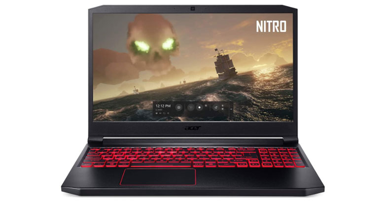 Acer Nitro 7 - Best Gaming Laptops Under 1000 Dollars