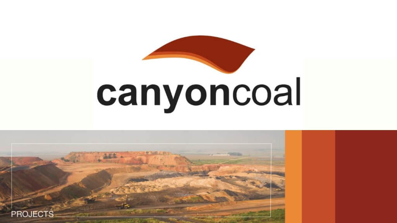 Image result for canyon coal