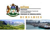 KZN Economic Development & Tourism Bursaries