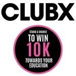ClubX Magazine Bursary 2020