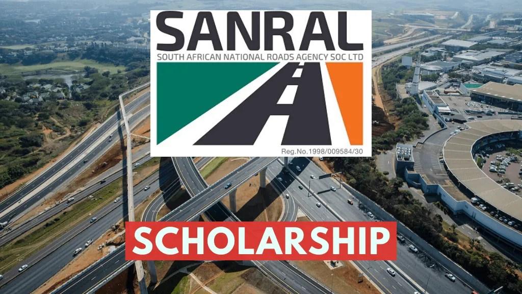 SANRAL Scholarship 2021 – All Bursaries South Africa