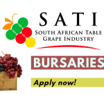 South African Table Grape Industry Bursary