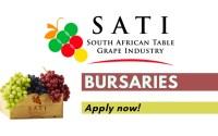 South African Table Grape Industry Bursary