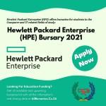 Hewlett Packard Enterprise (HPE) Bursary