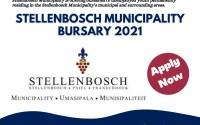 Stellenbosch Municipality Bursary