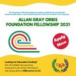 Allan Gray Orbis Foundation Fellowship 2021