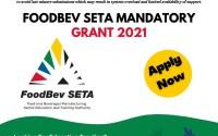 FoodBev SETA Mandatory Grant