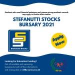 Stefanutti Stocks Bursary