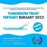Tomorrow Trust Tertiary Bursary