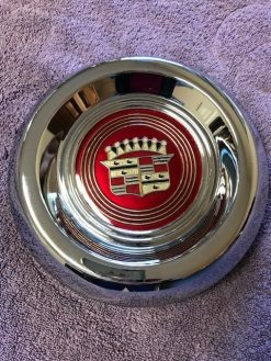 57 cadillac turbines wire wheels