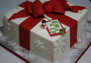 target holiday cake