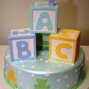whole foods baby shower cake