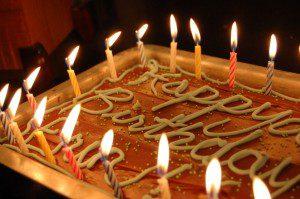 h-e-b birthday cake