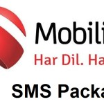 mobilink sms package code
