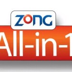 Zong All in One Monthly Package
