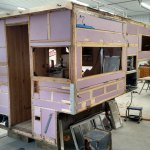 Pickup Camper Exterior Restoration All Campers Camper Service Repair Customization Allcamper Com Of St Cloud Mn