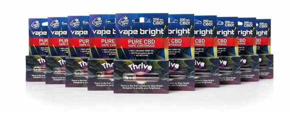 The best cbd oil for anxiety and pain relief and best thing about it is that it can be vaped. So its the best cbd vape oil we have tested from vapebright