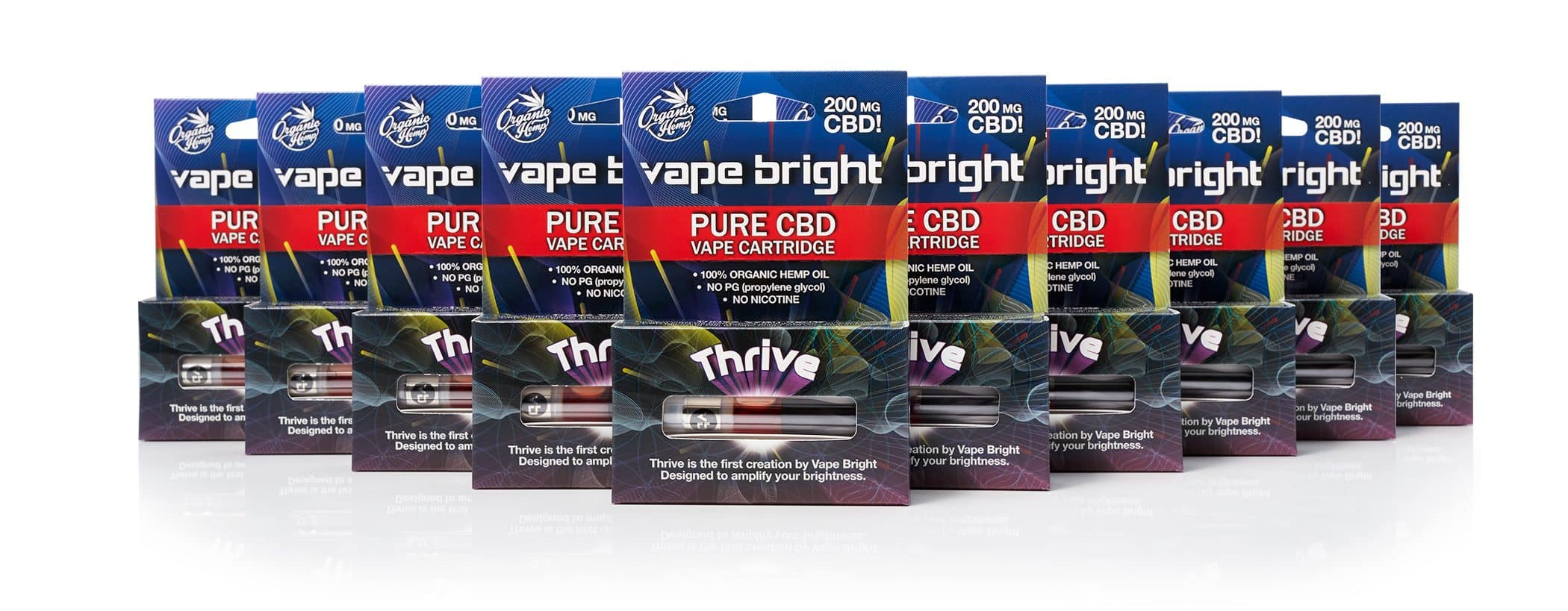 The best vape bright products for anxiety and pain relief