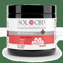 Sol cbd herbal balm review