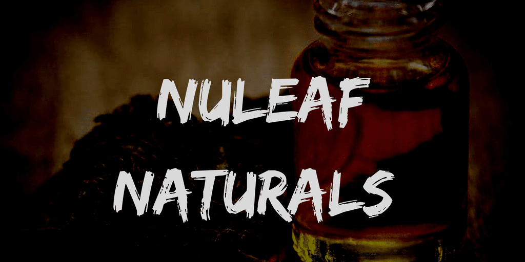 Nuleaf Naturals review and coupon code