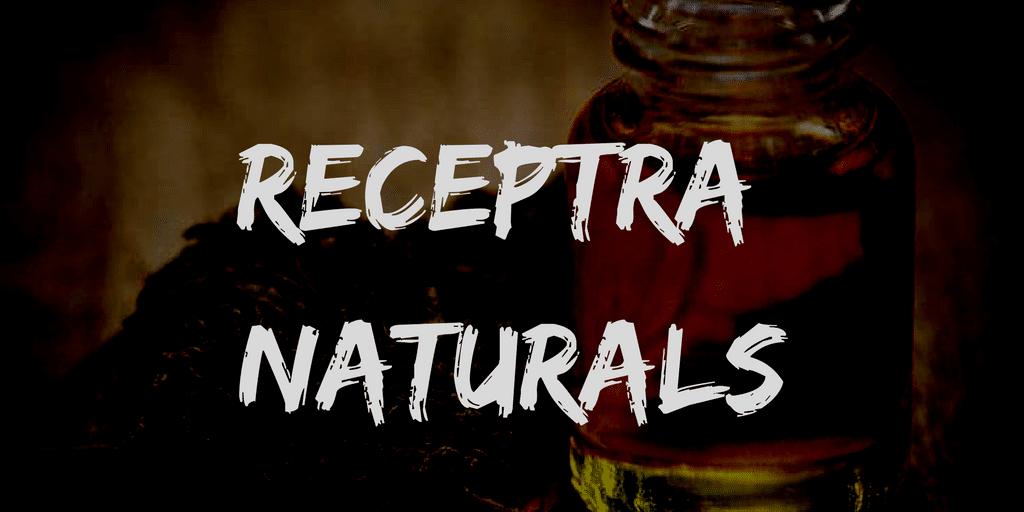 Receptra Naturals review and coupon code