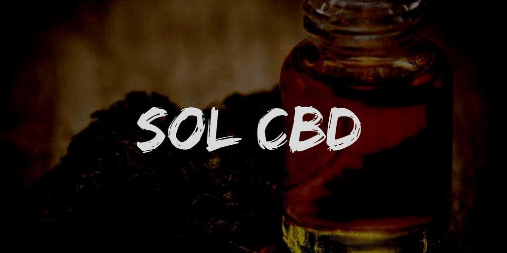 SOL cbd reviews and coupon code at allcbdoilbenefits