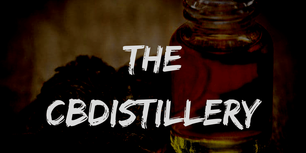 THE CBDistillery review and coupon code