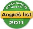 Super Service Award 2011