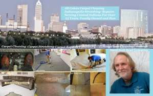Carpet cleaning Indianapolis stretching and reapairs