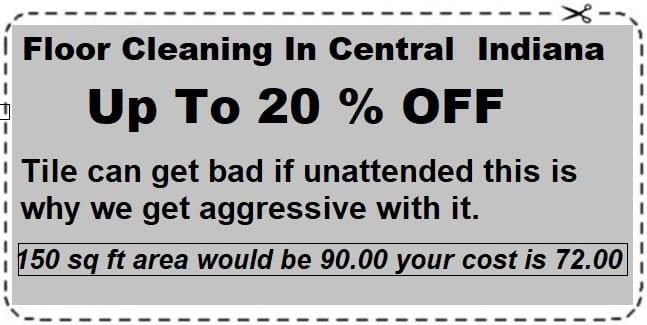 floor cleaning get 20% off
