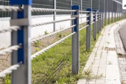 All Counties Fence and Supply Cable Fences in San Bernardino and Riverside Counties