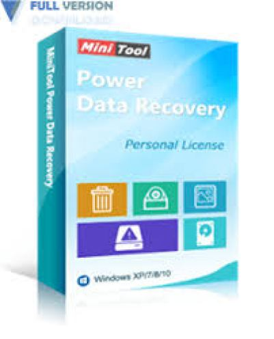 MiniTool Power Data Recovery 8.8 Crack/Serial + 2020 Download