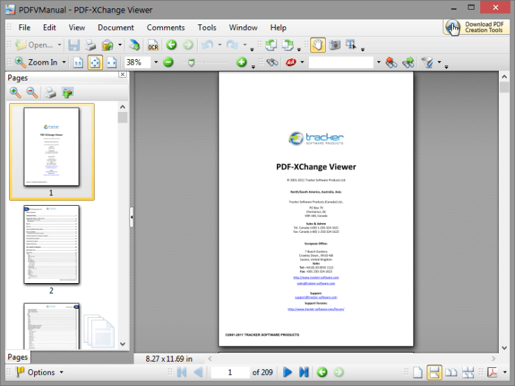 pdf xchange viewer pro portable