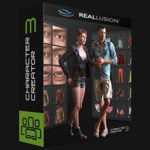 Reallusion-Character-Creator-3-Free-Crack