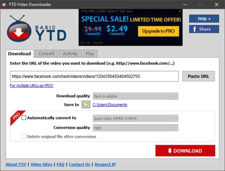 YTD-Video-Downloader-Crack