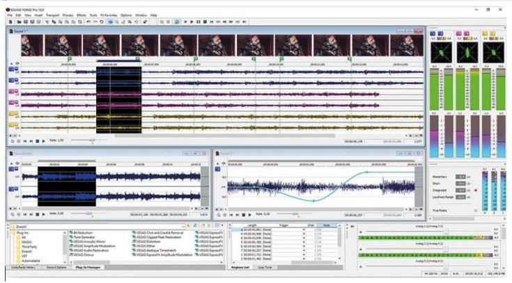 MAGIX-SOUND-FORGE-Audio-Studio-15.0.0.57-crack