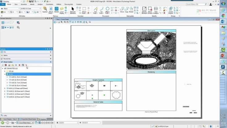 Bentley-MicroStation-CONNECT-Edition-10.15-Full-Version-Download