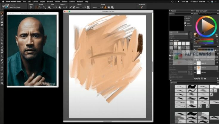 Corel-Painter-2022-Installer-Free-Download