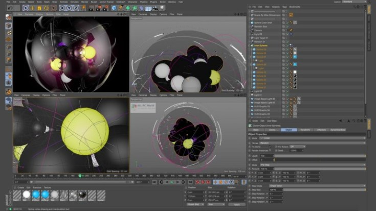 Maxon-CINEMA-4D-R21.207-Download