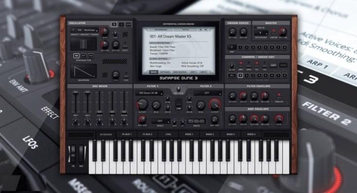 Synapse-Audio-Dune-3-VST-Download
