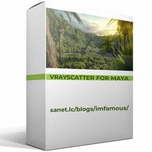VrayScatter-for-Maya-crack
