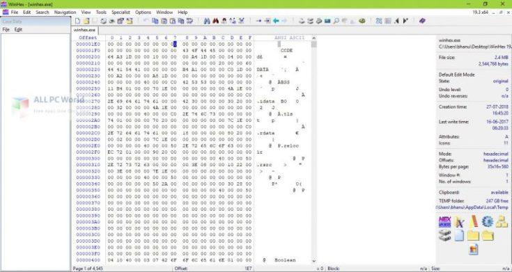 WinHex-20-Setup-Free-Download