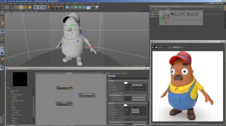 Arnold-for-Cinema-4D-Free