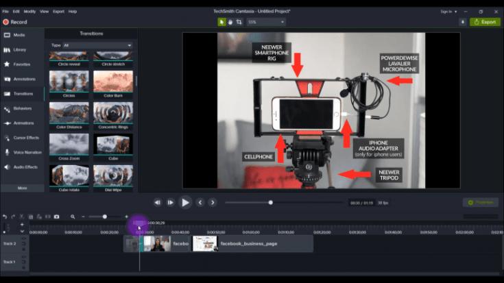 TechSmith-Camtasia-2021-Setup-Free-Download