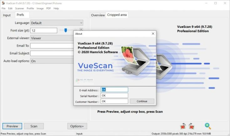 VueScan-Pro-2021-Free-Download