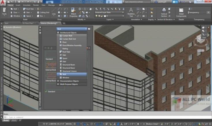 AutoCAD-Architecture-2019-Free-Download
