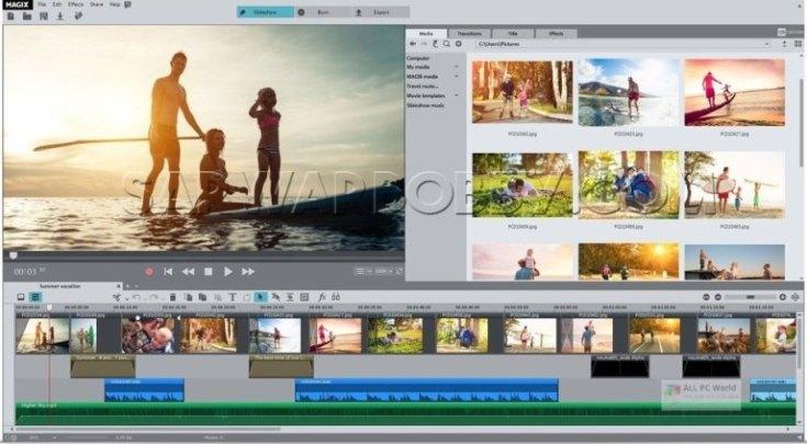 MAGIX-Photostory-2021-DELUXE-20.0-Download